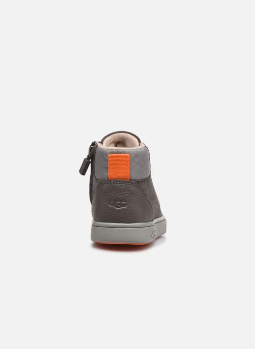 Sneaker UGG Jayes Sneaker grau ansicht von rechts