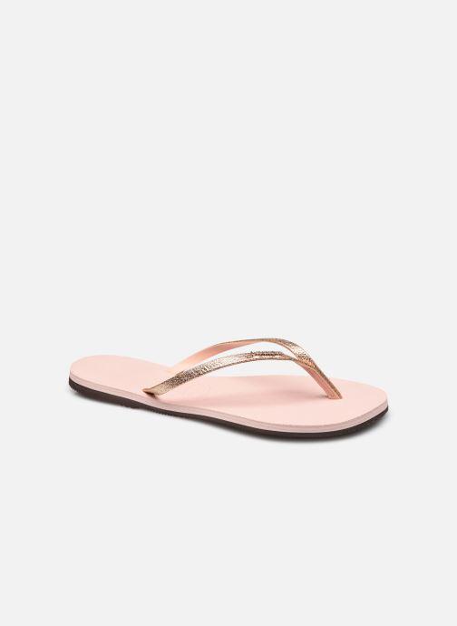 Slippers Havaianas HAV. YOU SHINE Roze detail