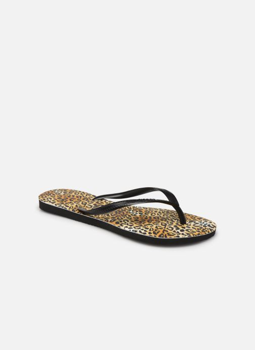 Slippers Dames HAV. SLIM LEOPARD