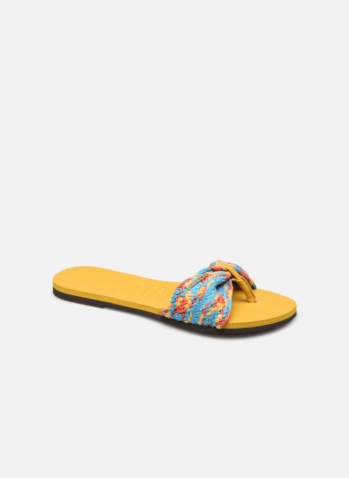 Clogs & Pantoletten Havaianas HAV. YOU ST TROPEZ MESH mehrfarbig detaillierte ansicht/modell