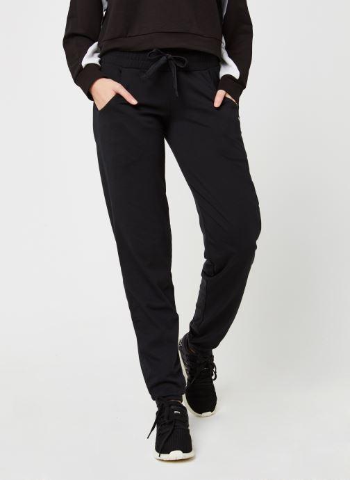 Vêtements Puma Perma W St Ess Danc Pant Noir vue détail/paire