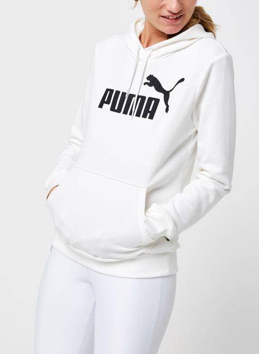 Sweatshirt hoodie - W Ess Logo Hoody Tr