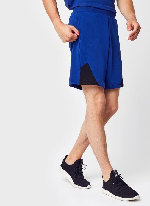 Vêtements Puma Fd Rbl Shorts 9 Tr Bleu vue détail/paire