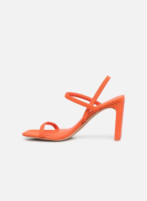 Sandalen Aldo OKURR- SANDALES rot ansicht von vorne