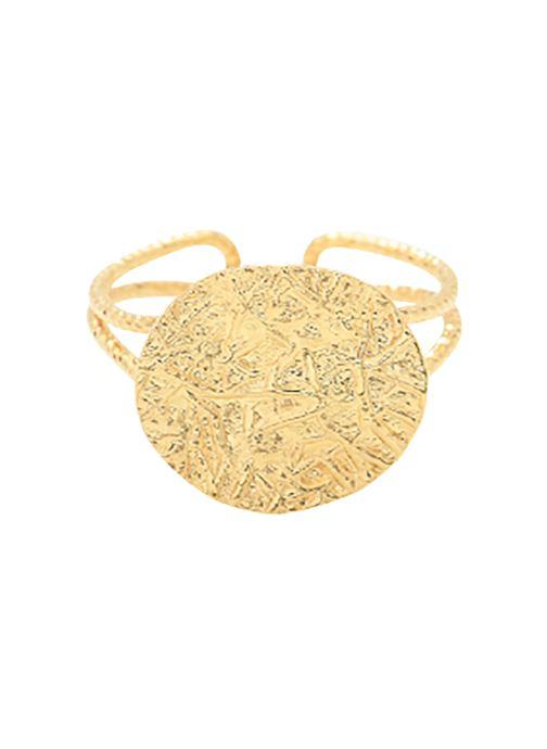 Sonstiges Nilaï Bague Paloma gold/bronze detaillierte ansicht/modell