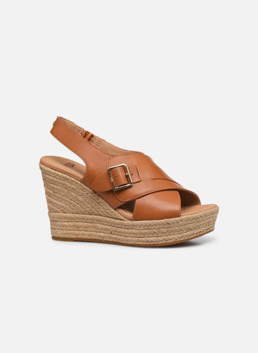 Sandales et nu-pieds UGG Claudeene Marron vue derrière