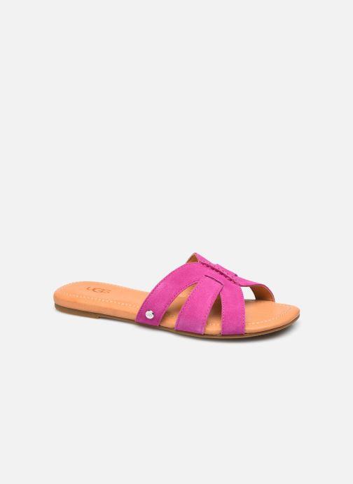 Sandalen UGG Teague rosa detaillierte ansicht/modell