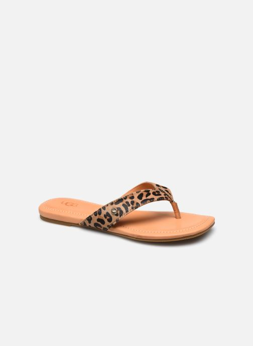 Slippers UGG Tuolumne Leopard Bruin detail