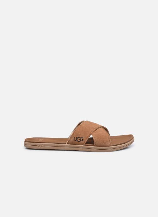 Sandali e scarpe aperte UGG Brookside Slide Marrone immagine posteriore