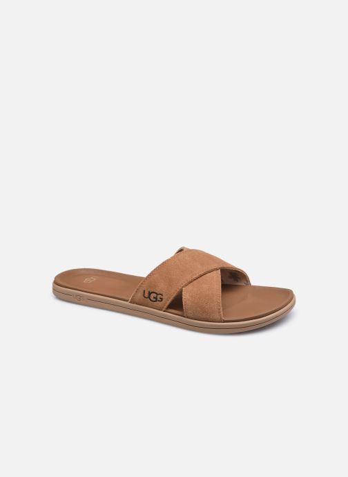 Sandali e scarpe aperte UGG Brookside Slide Marrone vedi dettaglio/paio