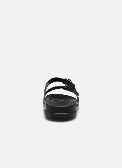 Sandali e scarpe aperte UGG Wainscott Buckle Slide Nero immagine destra