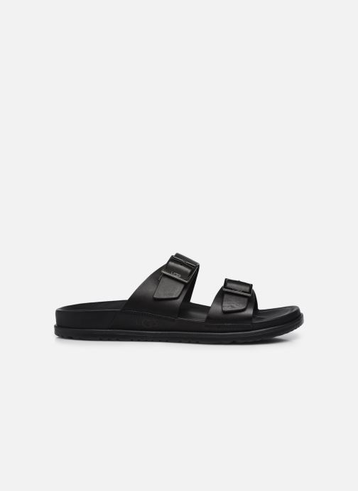 Sandali e scarpe aperte UGG Wainscott Buckle Slide Nero immagine posteriore