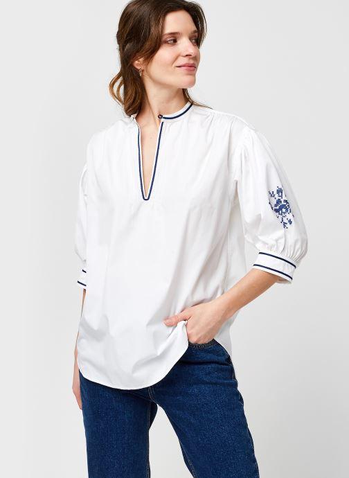 Vêtements Accessoires Chemise - Ss Lri Tp-Short Sleeve-Shirt