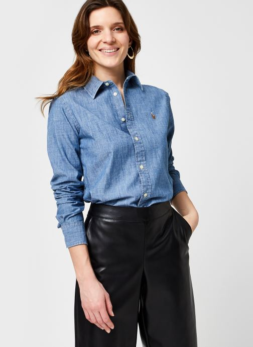 Ropa Accesorios Anw Georgia-Long Sleeve-Shirt
