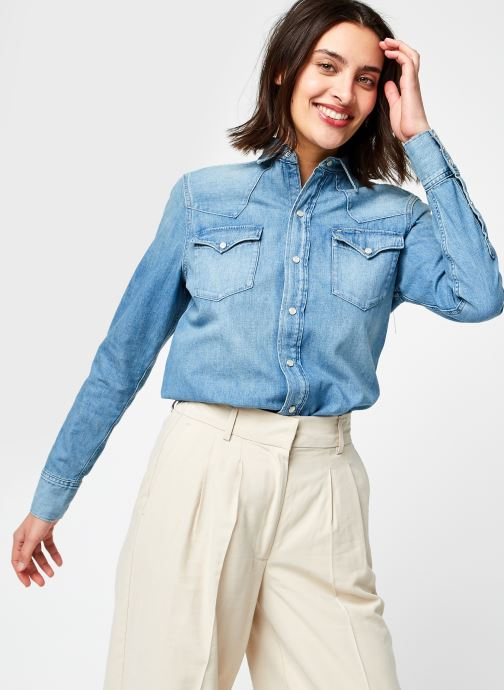 Vêtements Accessoires Apley Wstrn-Long Sleeve-Shirt