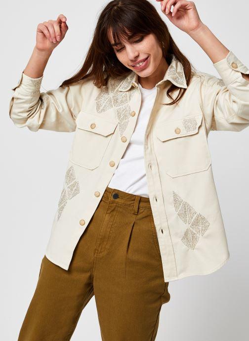Tøj Accessories Embl Bb St-Long Sleeve-Shirt