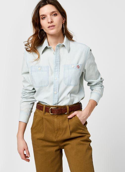 Vêtements Accessoires Ls Rx Br St-Relaxed-Long Sleeve-Shirt
