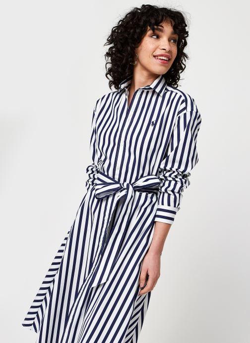 Vêtements Accessoires Ls Ela Dr-Long Sleeve-Casual Dress