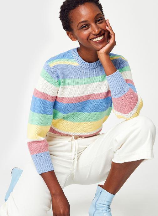 Kleding Accessoires Ls Str Po-Classic-Long Sleeve-Sweater