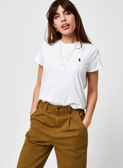 Vêtements Accessoires Rl Tee W Pp-Short Sleeve-Knit