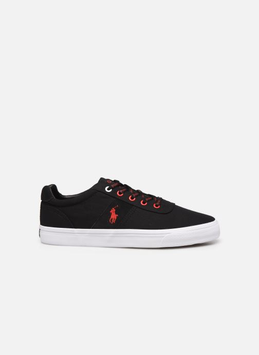 Sneaker Polo Ralph Lauren HANFORD RECYCLED CANVAS schwarz ansicht von hinten