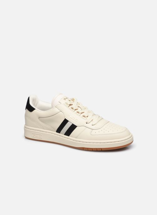 Baskets Homme POLO COURT LEATHER