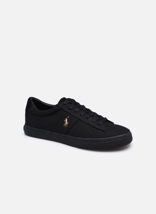 Sneaker Polo Ralph Lauren SAYER CANVAS / MULTI PP schwarz detaillierte ansicht/modell