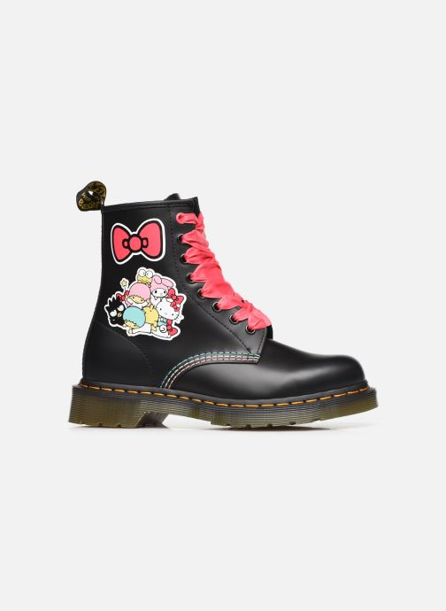Bottines et boots Dr. Martens 1460 HK+F Noir vue derrière