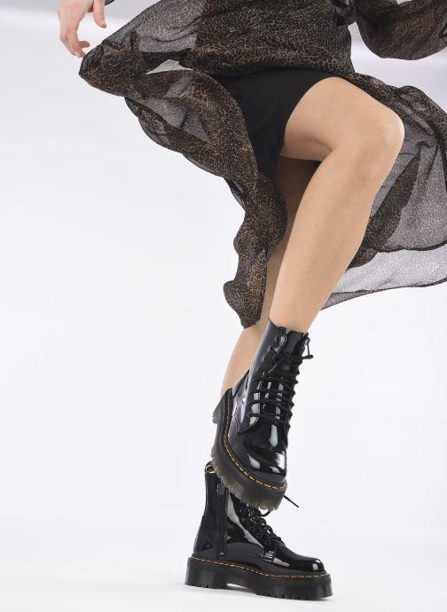 Bottines et boots Dr. Martens Jadon W Noir vue bas / vue portée sac