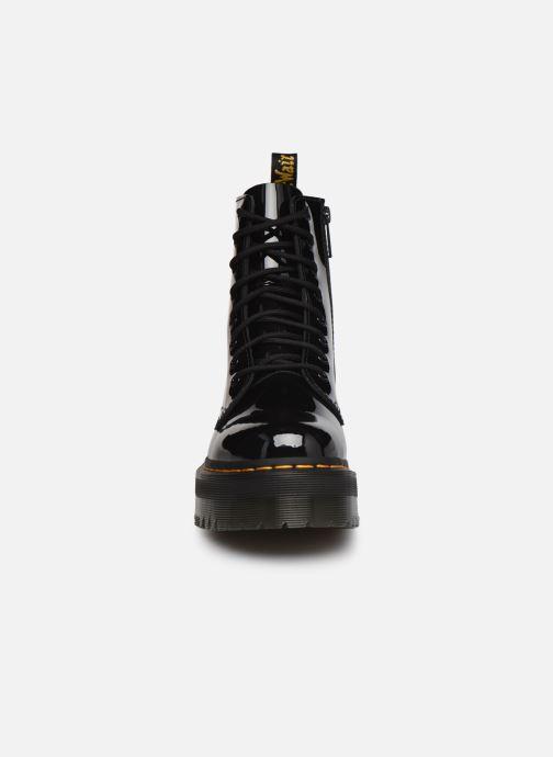 Bottines et boots Dr. Martens Jadon W Noir vue portées chaussures