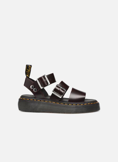 Sandali e scarpe aperte DR. Martens Gryphon Quad Bordò immagine posteriore