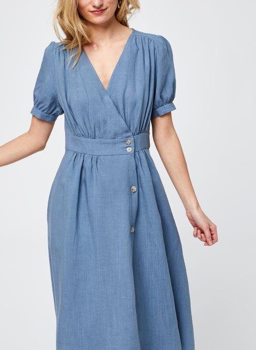 Vêtements The Korner 21123014 Bleu vue détail/paire