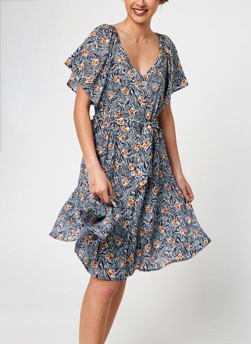Vêtements The Korner 21123040 Bleu vue détail/paire