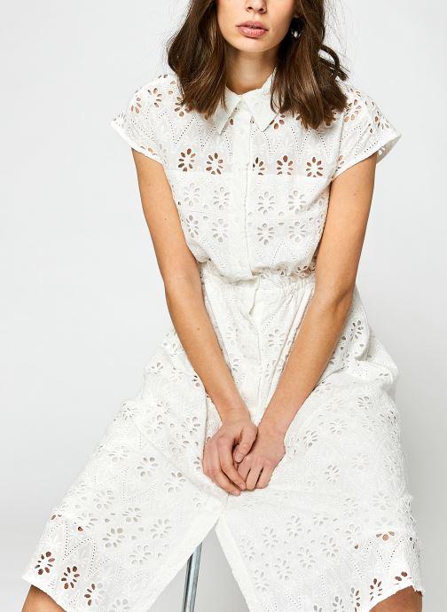 Vêtements The Korner 21129115 Blanc vue détail/paire