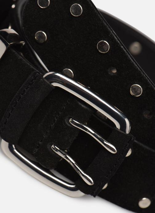 Cinture I.Code QS91054 Nero modello indossato