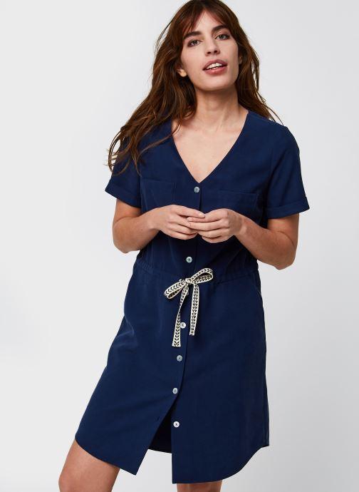 Vêtements I.Code QS30134 Bleu vue détail/paire