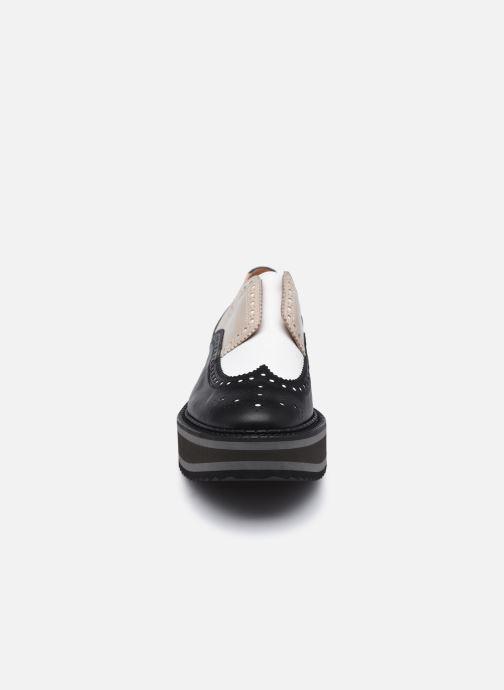 Schnürschuhe Clergerie BECKA schwarz schuhe getragen