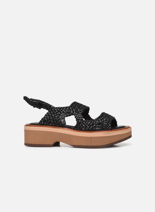 Sandali e scarpe aperte Clergerie FELIX Nero immagine posteriore
