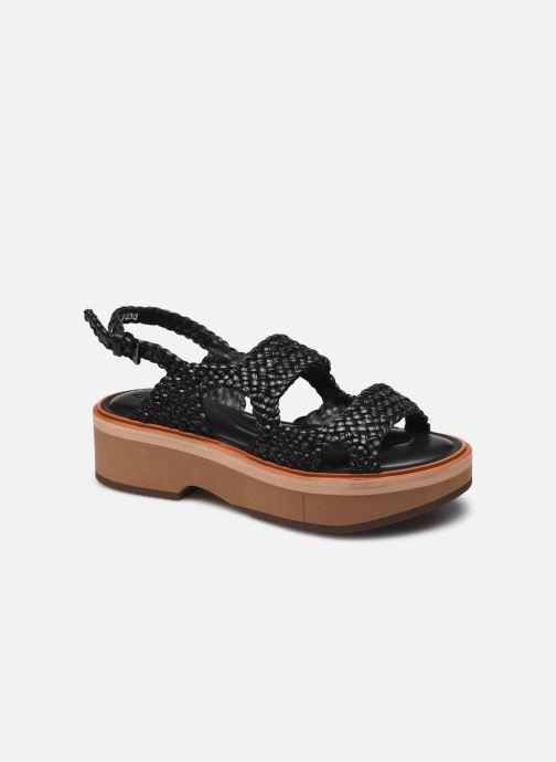 Sandali e scarpe aperte Clergerie FELIX Nero vedi dettaglio/paio