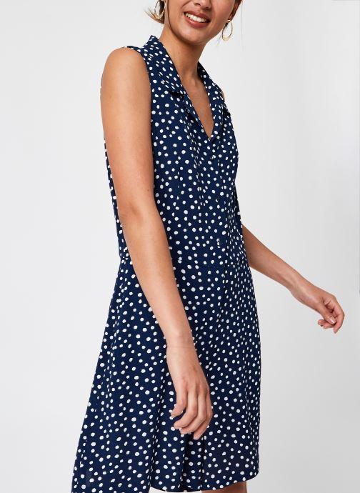 Vêtements Marie Sixtine Jumpsuit Pomme Bleu vue détail/paire