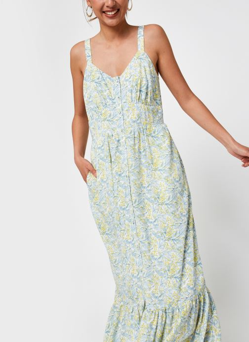 Vêtements Marie Sixtine Dress Bridget Vert vue détail/paire