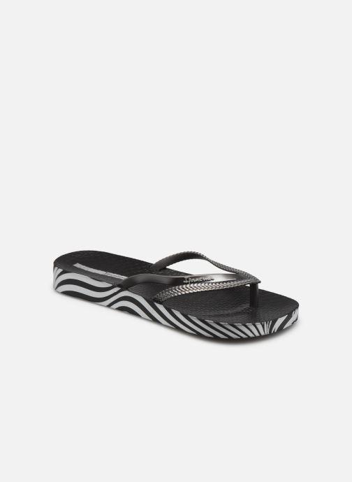 Slippers Ipanema Ipanema Bossa Soft V Fem Zwart detail
