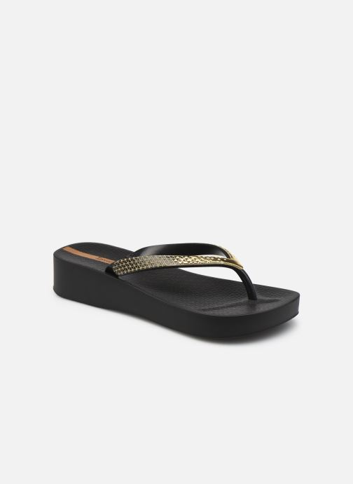 Slippers Ipanema Ipanema Mesh Vi Plat Fem Zwart detail