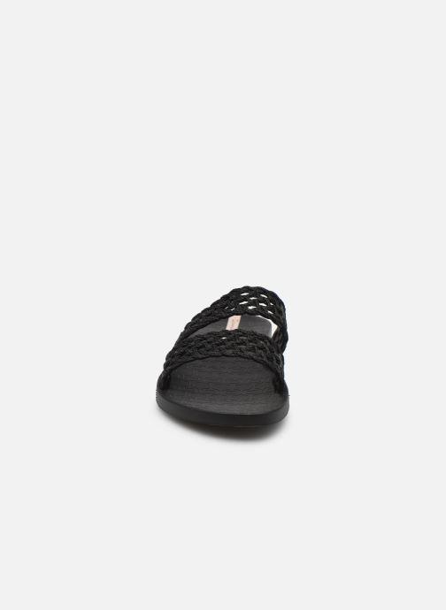Clogs & Pantoletten Ipanema Ipanema Renda Fem schwarz schuhe getragen