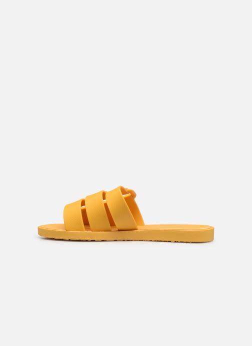Clogs & Pantoletten Ipanema Ipanema Bold Fem gelb ansicht von vorne