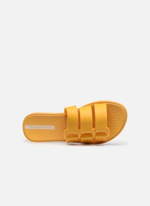 Clogs & Pantoletten Ipanema Ipanema Bold Fem gelb ansicht von links