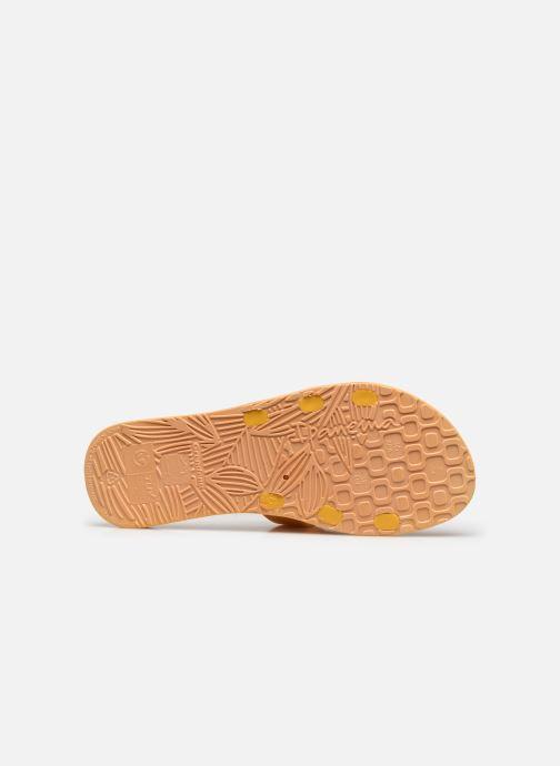 Clogs & Pantoletten Ipanema Ipanema Bold Fem gelb ansicht von oben