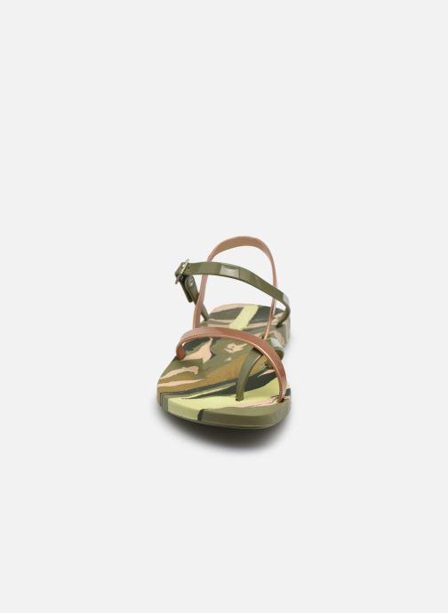 Sandalen Ipanema Ipanema Fashion Sand. Ix Fem grün schuhe getragen