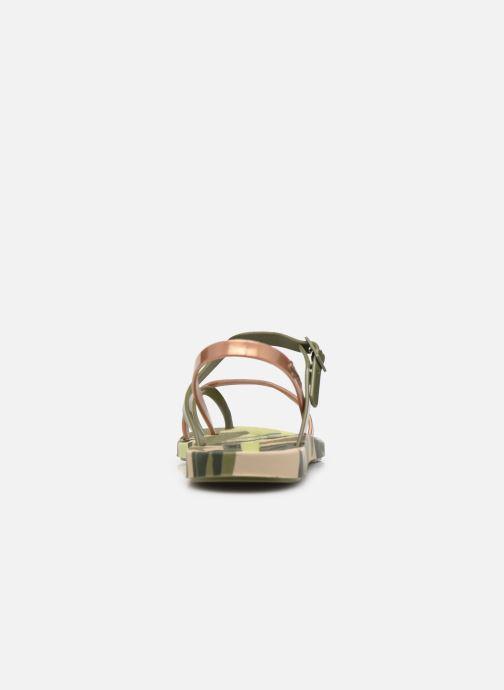 Sandalen Ipanema Ipanema Fashion Sand. Ix Fem grün ansicht von rechts