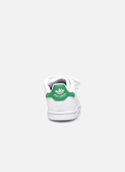 Baskets adidas originals Stan Smith Cf I eco-responsable Blanc vue droite